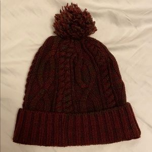 Free Authority Pompom Knit Beanie
